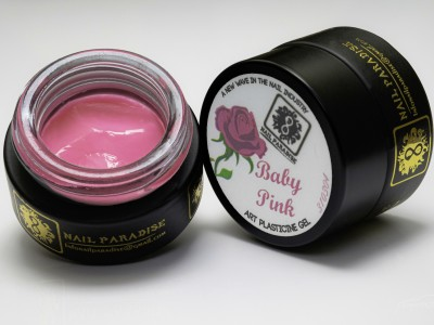 Plastecine Gel/Baby Pink