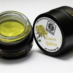 Plastecine Gel/Lemon Yellow
