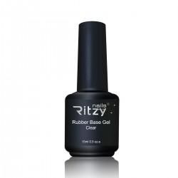 Ritzy Rubber Base gel/Clear/15ml