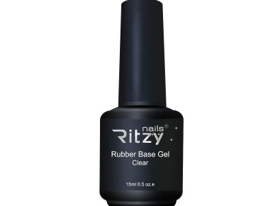 Ritzy Rubber Base gel /Clear/ 15ml