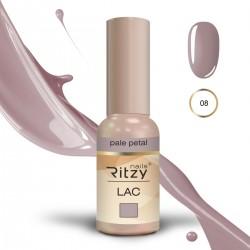 Ritzy Lac 08 Pale petal/gēla laka 9ml