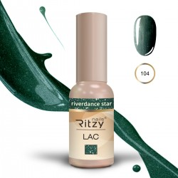 Ritzy Lac 104 Riverdance Star/gēla laka 9ml