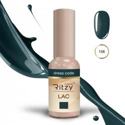 Ritzy Lac 106 Dress Code/gēla laka 9ml