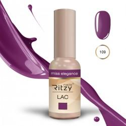 Ritzy Lac 109 Miss elegance/gēla laka 9ml
