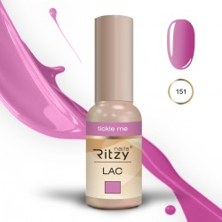 Ritzy Lac 151 Tickle Me/gēla laka 9ml