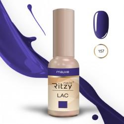 Ritzy Lac 157 Mauve/gēla laka 9ml