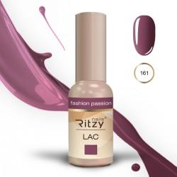 Ritzy Lac 161 Fashion Passion/gēla laka 9ml