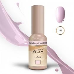 Ritzy lac 164 Cuddle and Bubbles/gēla laka 9ml