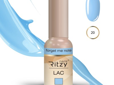 Ritzy Lac 20/Forget me note/9ml