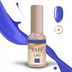 Ritzy Lac 56 Blue Walley/gēla laka 9ml