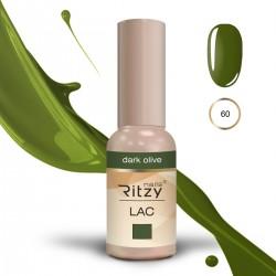 Ritzy Lac 60 Dark Olive/gēla laka 9ml