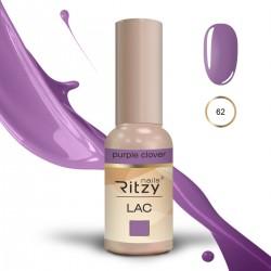 Ritzy Lac 62 Purple clover/gēla laka 9ml