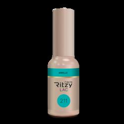 Ritzy Lac 211 Arielle/gēla laka 9ml