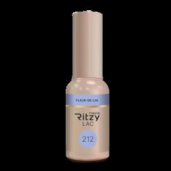 Ritzy Lac 212 Fleur-De-Lin/gēla laka 9ml