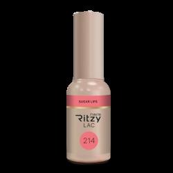 Ritzy Lac 214 Sugar Lips/gēla laka 9ml