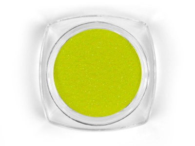 Mosaic Snow glitter Yellow