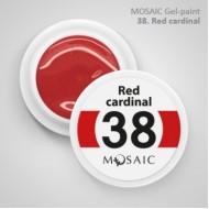 38 Cardinal red 5ml