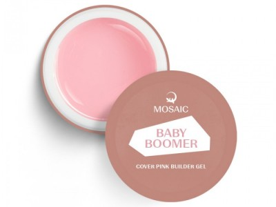 Mosaic NS/Baby Boomer pink builder gel/15ml