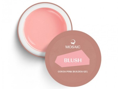 Mosaic/Blush cover pink builder gel 15ml