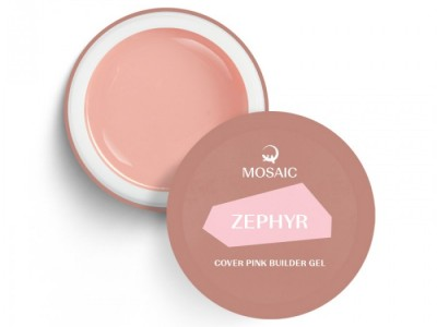 Mosaic/Zephyr cover pink builder gel 15ml