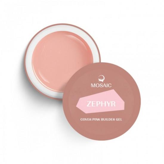 Mosaic NS/Zephyr cover pink builder gel/15ml