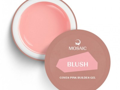Mosaic/Blush cover pink builder gel 50ml