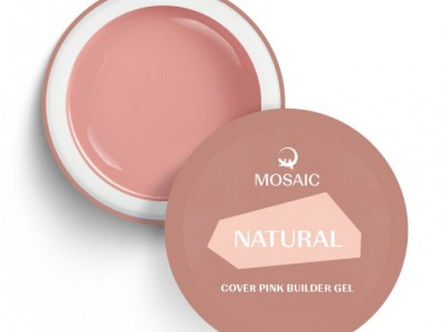 Mosaic/Natural cover pink builder gel 50ml
