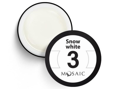 3.Snow white 15ml