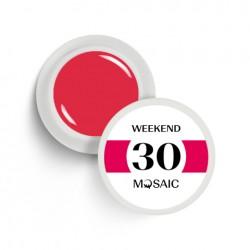 Mosaic gel paint 30.Weekend/5ml