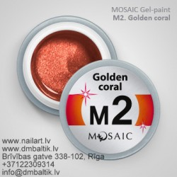 M2. Golden coral 5ml