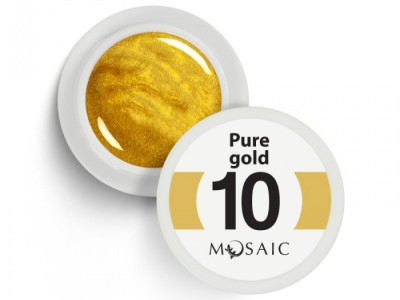 10.Pure gold 5ml