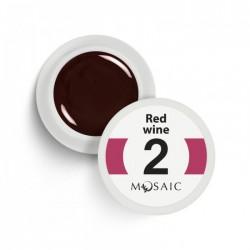 2.Red wine 5ml