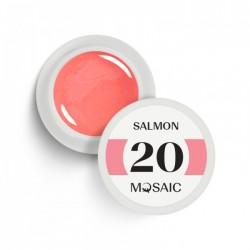 Mosaic gel paint 20.Salmon/5ml