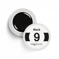 Mosaic gel paint 9.Black/5ml
