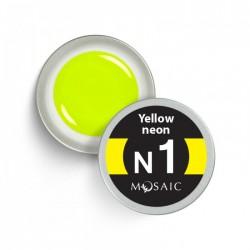 N1.Yellow neon/vitrāža 5ml