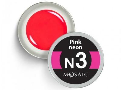 N3.Pink neon/vitrāža 5ml