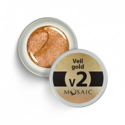 Mosaic V2 gold/gēla krāsa 5 ml