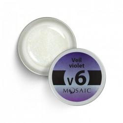 Mosaic V6 violet/gēla krāsa 5 ml