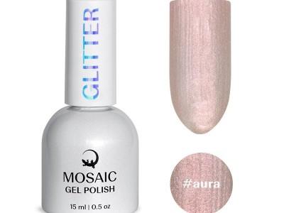 Mosaic gel polish/Aura15 ml