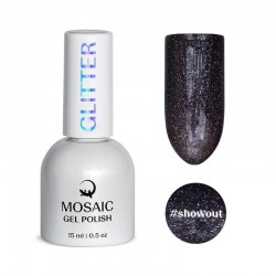 Mosaic Showout/gēla laka 15 ml
