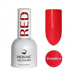 Mosaic Exotica/gēla laka 15 ml