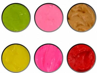 Plastecine Gel/Caramel Toffee