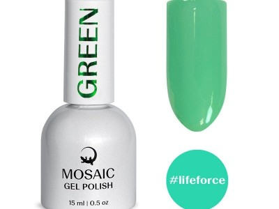 Mosaic gēla laka/Lifeforce 15 ml