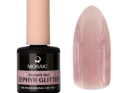 Mosaic NS/SculptX gel/Zephyr glitter builder gel/15ml
