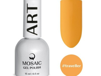 Mosaic gēla laka/Traveller 15 ml