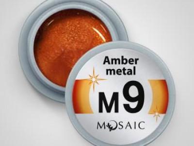M9. Amber metal 5ml