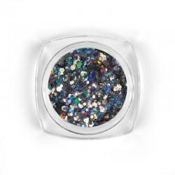 Mosaic Diamond mix glitter