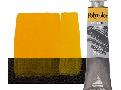 Polycolor 118 Dark yellow 20ml