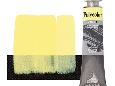 Polycolor 74 Brilliant yellow 20ml