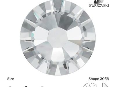Crystal SS7 100pcs
